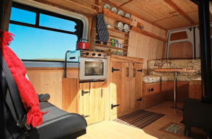 Hire a campervan today